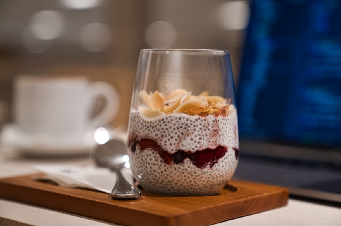 Chia puding - recept